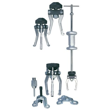 Kennedy Slide Hammer/puller Set (16-PCE)