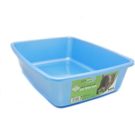 Kennelpak Pureness Cat Litter Pan (Assorted Colours) - ASRTD