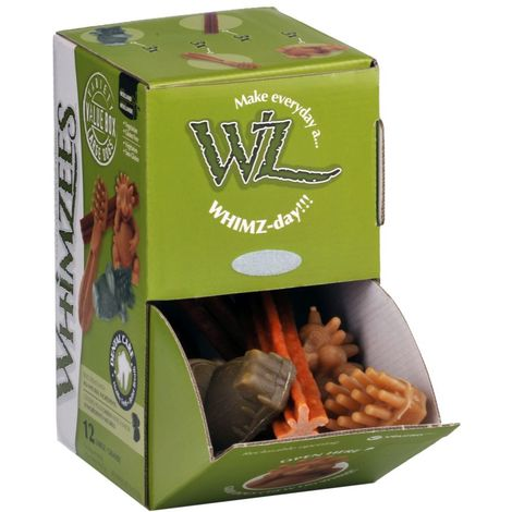 Kennelpak Whimzees Variety Treat Box (12 Pieces) (One Size) (May Vary)
