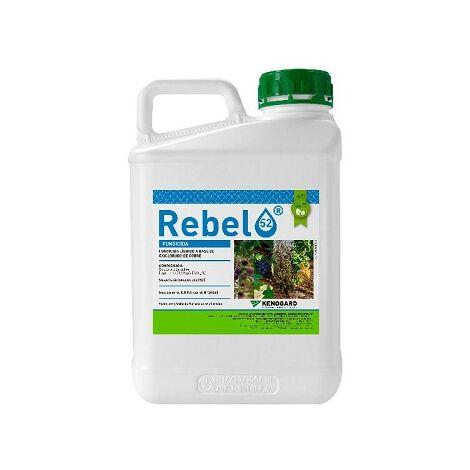 KENOGARD Fungicida Líquido REBEL 52 JED, Suspensión Concentrada, Envase 250 ml