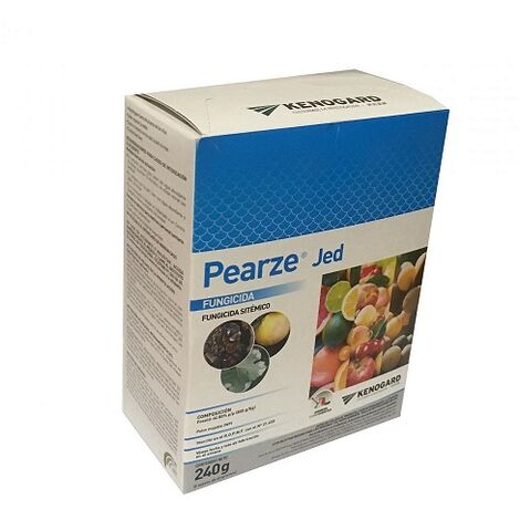 KENOGARD Fungicida Sistémico PEARZE JED, Envase 240 gr (6 x 40 gr)
