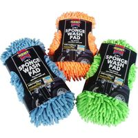 Kent Car Care - 2 in 1 Microfibre Noodle Wash Pad - Valeting