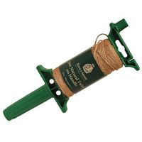 Kent & Stowe 70109668 Jute Twine Natural On Handle 80m 80g