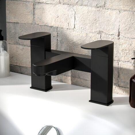 Kento Bath Filler Matte Black