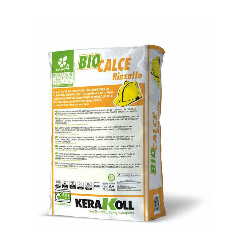 Kerakoll biocalce rinzaffo