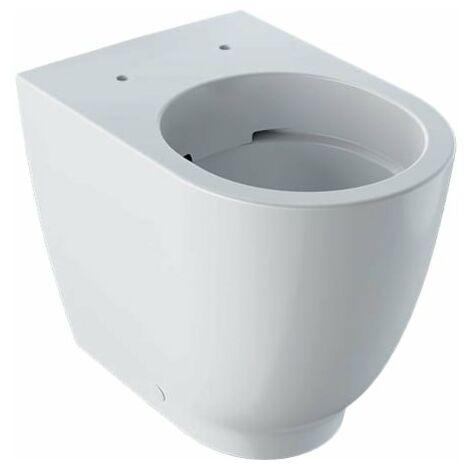 """main image of """"Keramag Acanto WC à chasse d'eau, 500602, sans bord, 4,5/6L, sur pied, Coloris: Blanc, avec KeraTect - 500.602.01.8"""""""