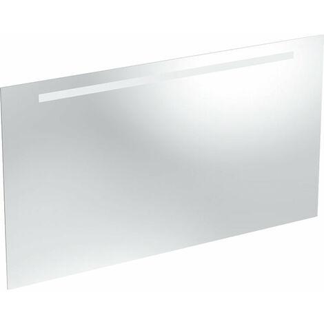 Keramag Geberit Option miroir lumineux, plateau lumineux, largeur 120cm, 500585001 - 500.585.00.1