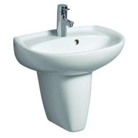 Keramag Handwaschbecken Renova Nr.1, 273050 50x38cm weiß(alpin) 273050000