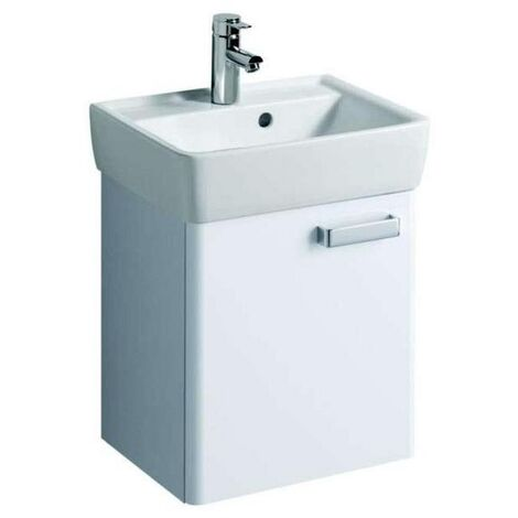 Keramag Handwaschbecken Renova Nr.1 Plan, 272150 50x38cm weiß(alpin) Ohne Unterschrank 272150000