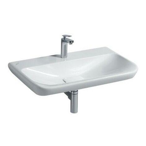 Keramag myDay washbasin 800x480mm, white with KeraTect, 125480 - 125480600