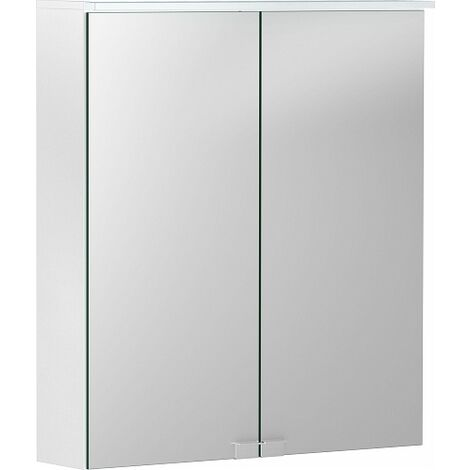 Keramag Opción armario con espejo BASIC 801360 600x675x140mm - 801360000