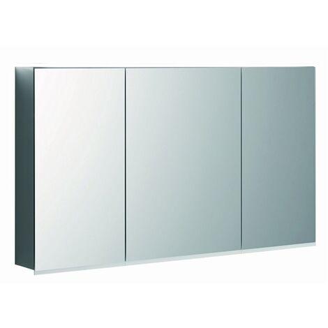 Keramag Option Armoire de toilette Plus 801421 1200x700x150mm, NOUVEAU - 801421000