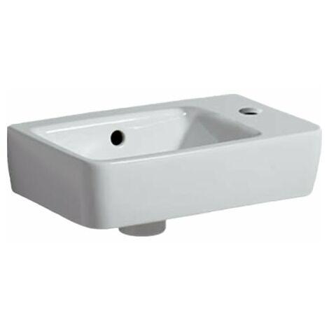 """main image of """"Keramag Renova Nr.1 Comprimo nuovo lavamani, 40x25cm, 276140, con foro per rubinetto destro, colorazione: Bianco - 276140000"""""""