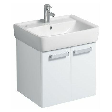 Keramag Renova Nr.1 Plan Vanity unit 879060 530x463x445mm, blanco - 879060000