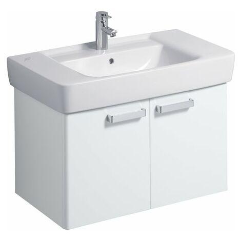 Keramag Renova Nr.1 Plan Vanity unit 879080 780x463x445mm, blanco - 879080000