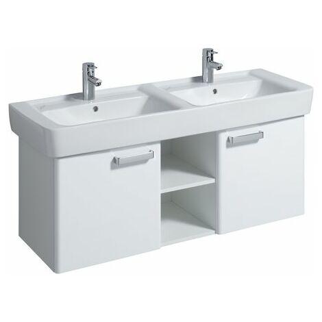 Keramag Renova Nr.1 Plan Vanity unit 879230 1200x463x445mm, blanco - 879230000