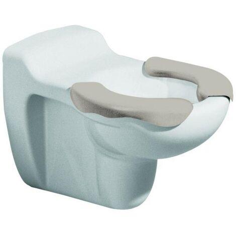 Keramag WC Tiefspüler (ohne Deckel) Kind 201715, Wandhängend, weiß(alpin) 201715000