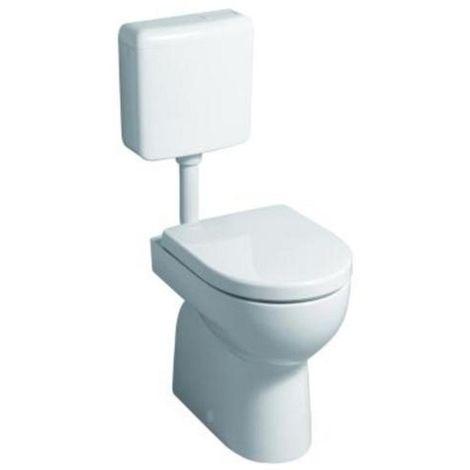 Keramag WC Tiefspüler (ohne Deckel) Renova Nr.1, 213011 weiß(alpin) 4,5/6 l 213011000