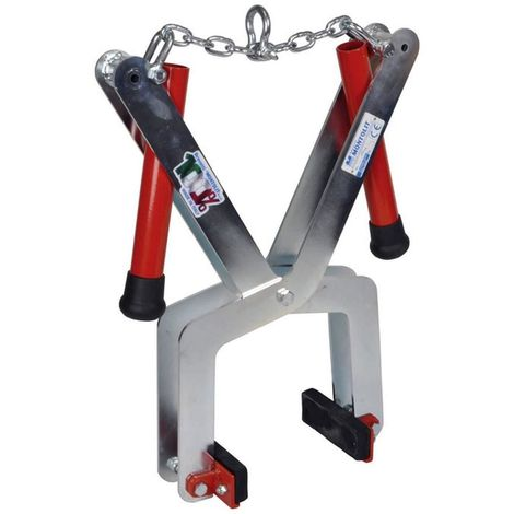 KERB CLAMP FOR LIFTING HANDLING CONCRETE GRANIT KERB STONES MONTOLIT 16