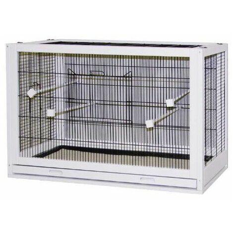 Kerbl - 82911 - Cage à oiseaux - Bois - 100 x 50 x 60 cm