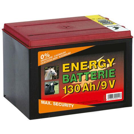 Kerbl Accumulatore batteria a secco zinco-carbone 9 V 130 Ah 441219
