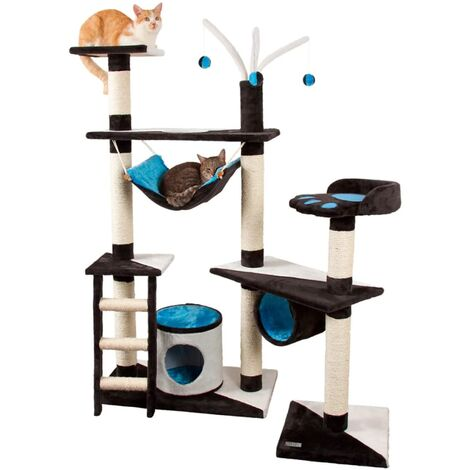 Kerbl Árbol para gatos Creativ 150 cm azul 81505