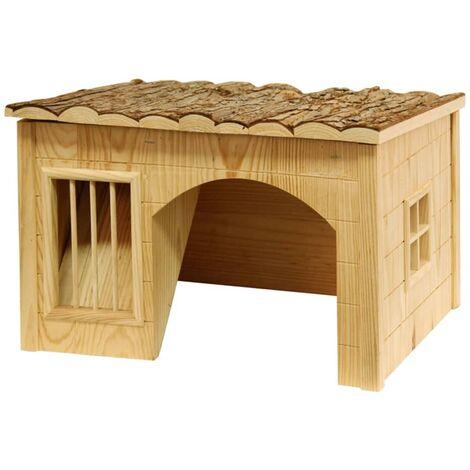Kerbl Cage pour rongeurs Nature 43 x 34,5 x 27 cm 82759