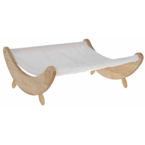 Kerbl Cat Hammock Dream 51x46x19.5 cm Beige and White - Beige