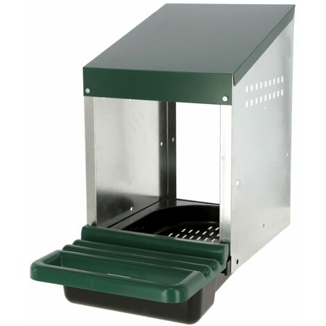 Kerbl Chicken Laying Nest with 1 Section Plastic Green