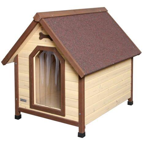 Kerbl Dog House 4-Seasons 100x83x94 cm Brown 81349