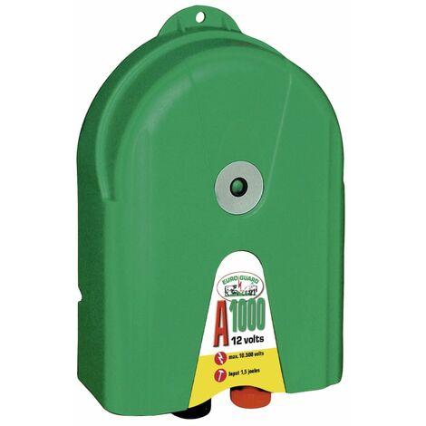 Kerbl Elettrificatore Recinto Elettrico Euro Guard A 1000 Verde