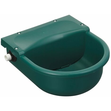 Kerbl Float Bowl S522 3 L Plastic Green 22522