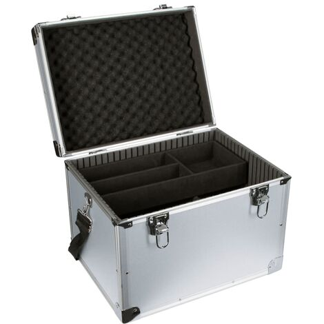 Kerbl Grooming Box AluSafe Silver 320137