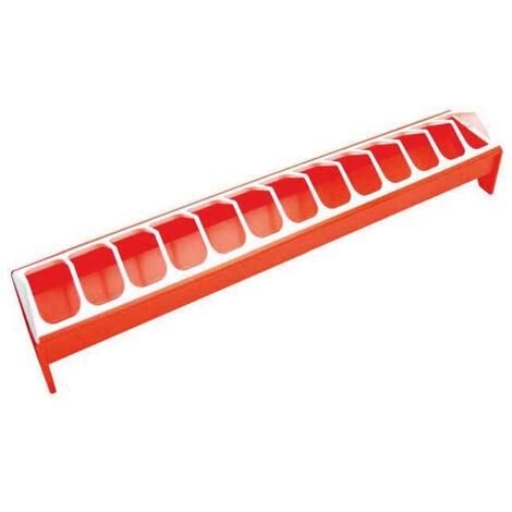 Kerbl - Mangeoire en PVC pour Poussins - 12x75cm