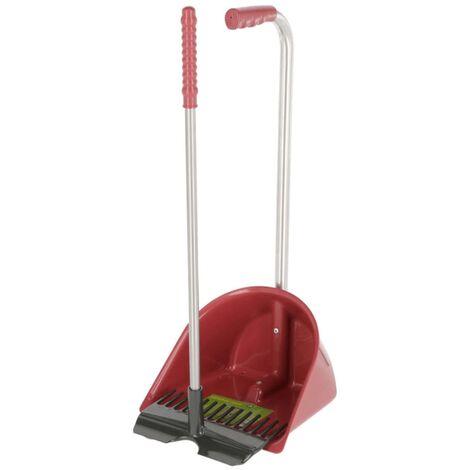 Kerbl Pala recogedora para establo Mistboy Mini roja 60 cm