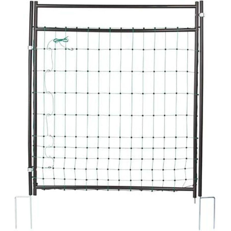 Kerbl Porte pour filets de clôture électrique 95-125 cm 446518