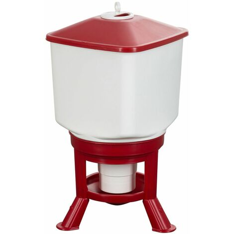 Kerbl Poultry Waterer Kubic 50 L 70245 - Multicolour
