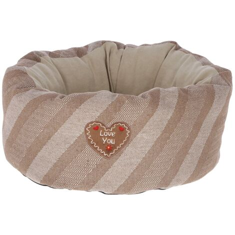 Kerbl Puppy Bed Love You 40x20cm Beige