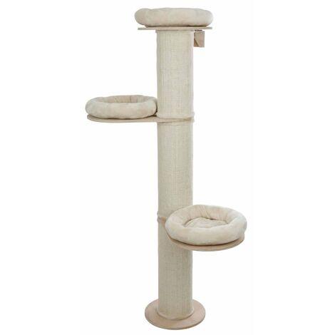Kerbl Rascador para gatos Dolomit Tower beige 187 cm - Beige