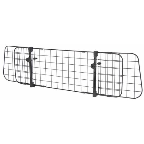 "main image of ""Kerbl Reja de coche protectora para perros metálica 30 cm - Negro"""