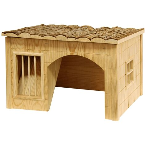 Kerbl Rodent House Nature 43x34.5x27 cm 82759