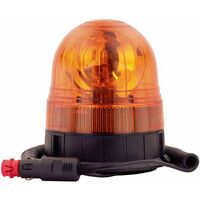 Kerbl Rotating Warning Light with Magnetic Base 12/24 V 34592