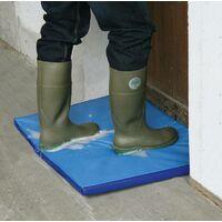 Kerbl Tapis désinfectant - 45 x 45 x 3 cm - 6 litres