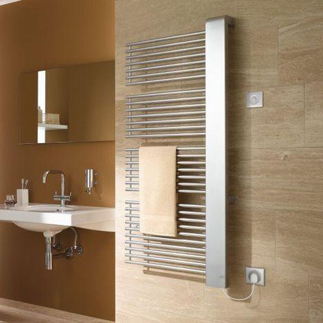 Kermi Credo-Half-Elektro Design-Badheizkörper