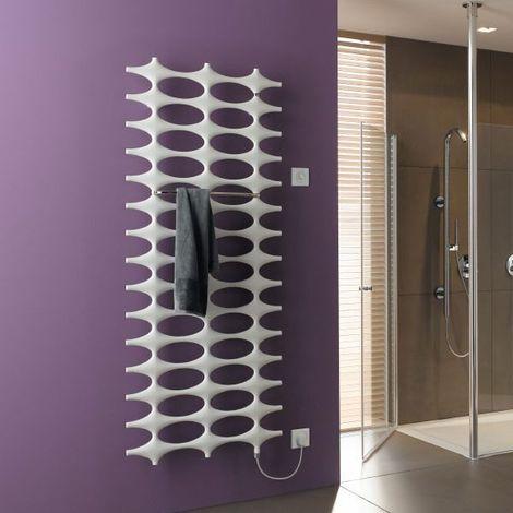 Kermi Ideos-Elektro Design-Badheizkörper