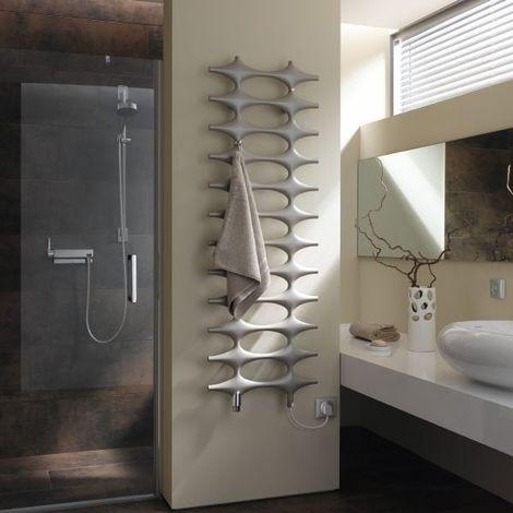 Kermi Ideos-Ventil Elektro-Zusatzbetrieb Design-Badheizkörper