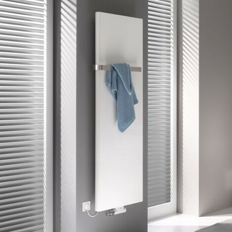 Kermi Pateo Elektro-Zusatzbetrieb Design-Badheizkörper
