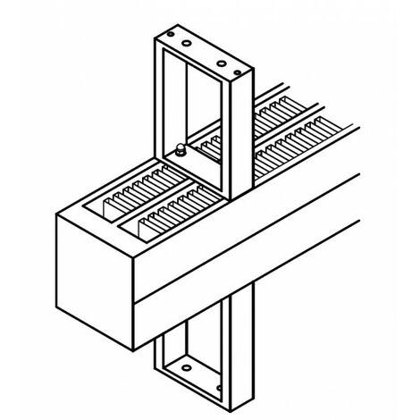 Kermi Rahmenkonsole für Konvektoren