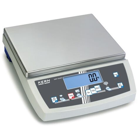 Kern - Balance de comptage 0,1g à 16 Kg plateau 340x240 mm - CKE16K0.1