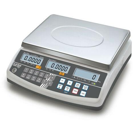 Kern - Balance de comptage CFS, plateau 295x225 mm portée max. 6 kg - CFS 6K0.1